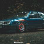 Justa '85 Ford Sierra V6 Cosworth : Bestiale !