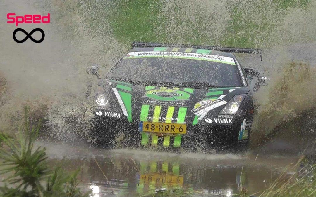 lamborghini gallardo rallye car