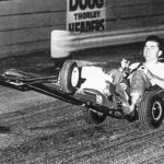 Mickey Thompson Mini Dragster - Little Wheeling