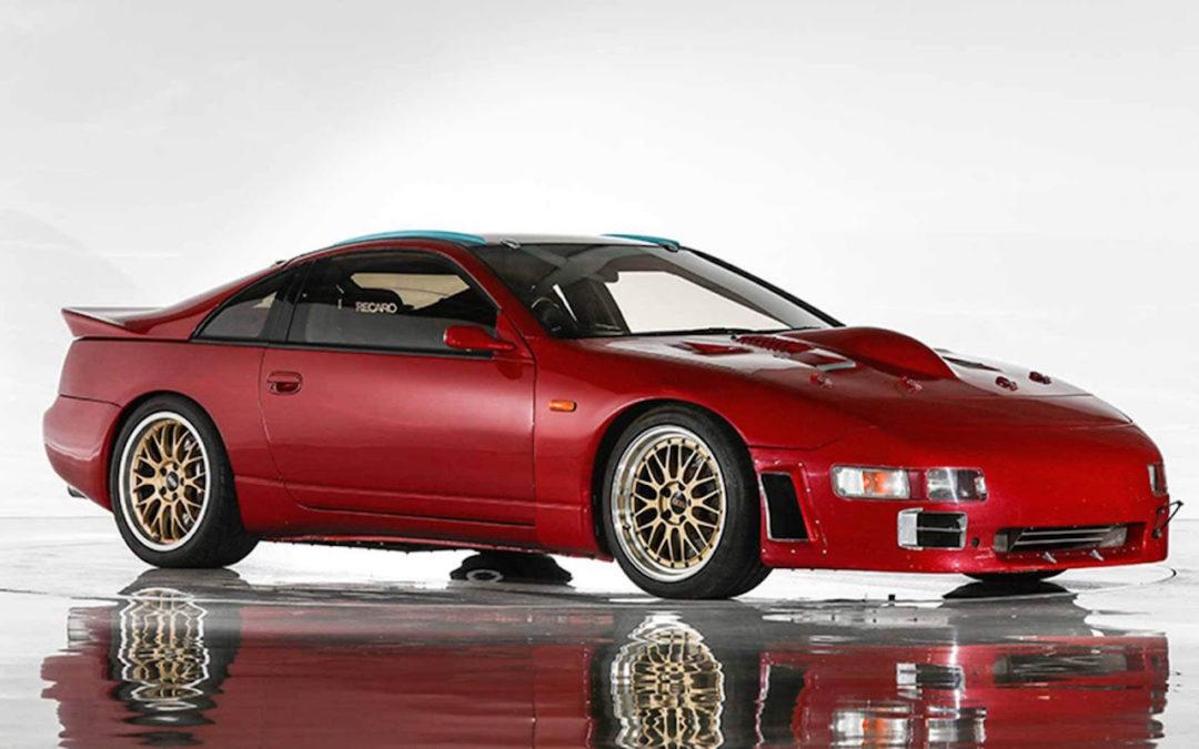 Nissan 300 ZX Jun & Blitz – Un duo de choc pour 420 km/h