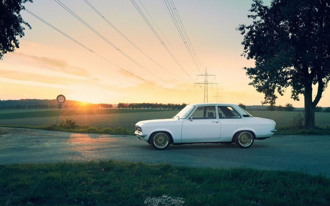 Opel Ascona A – Madame propre !