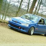 Maxime's Peugeot 106 Rallye JDM !