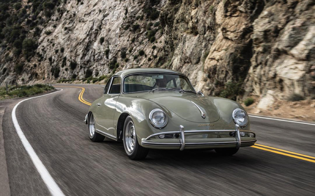 Porsche 356 Outlaw : Signée Emory Motorsports !