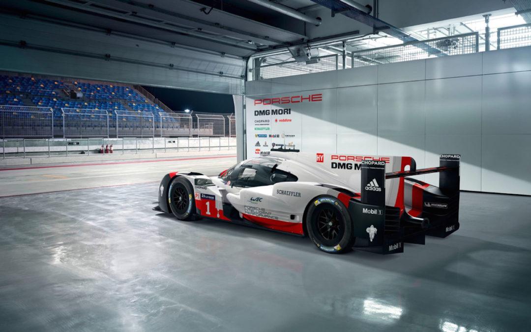 Ciao Porsche 919
