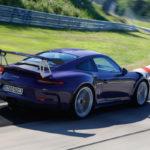 D'la Porsche sur le Nürb...