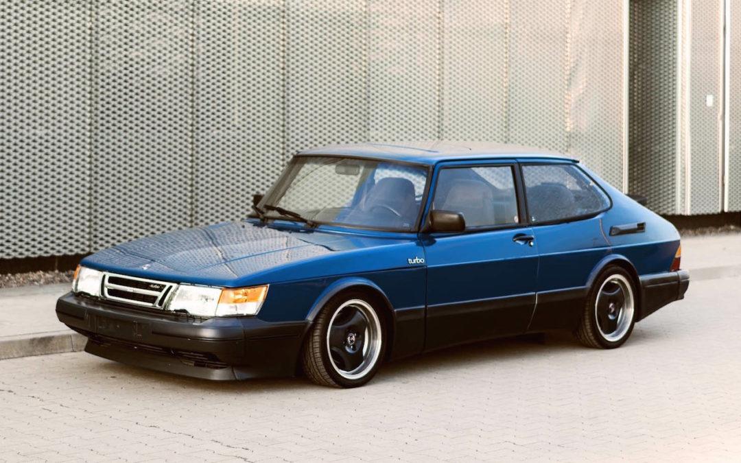 Saab 900 Turbo Aero… d'origine !