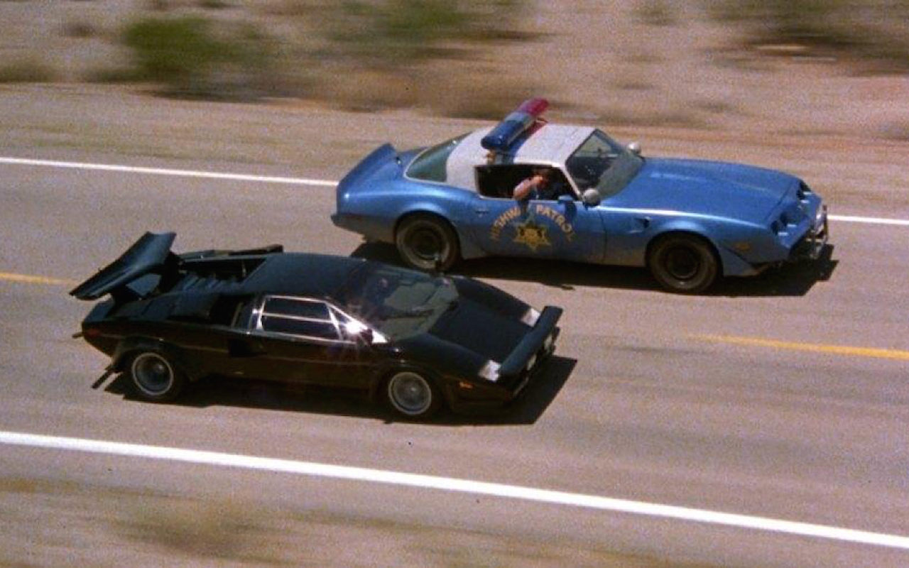 Incontournable L Intro De Quot The Cannonball Run Quot De L