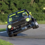 Hillclimb Monster : VW Golf 1 2.0 16v - Crazy !