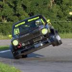 Hillclimb Monster : VW Golf 1 2.0 16v - Crazy !