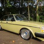 Volvo 244 GL - Suédoise d'Asie !