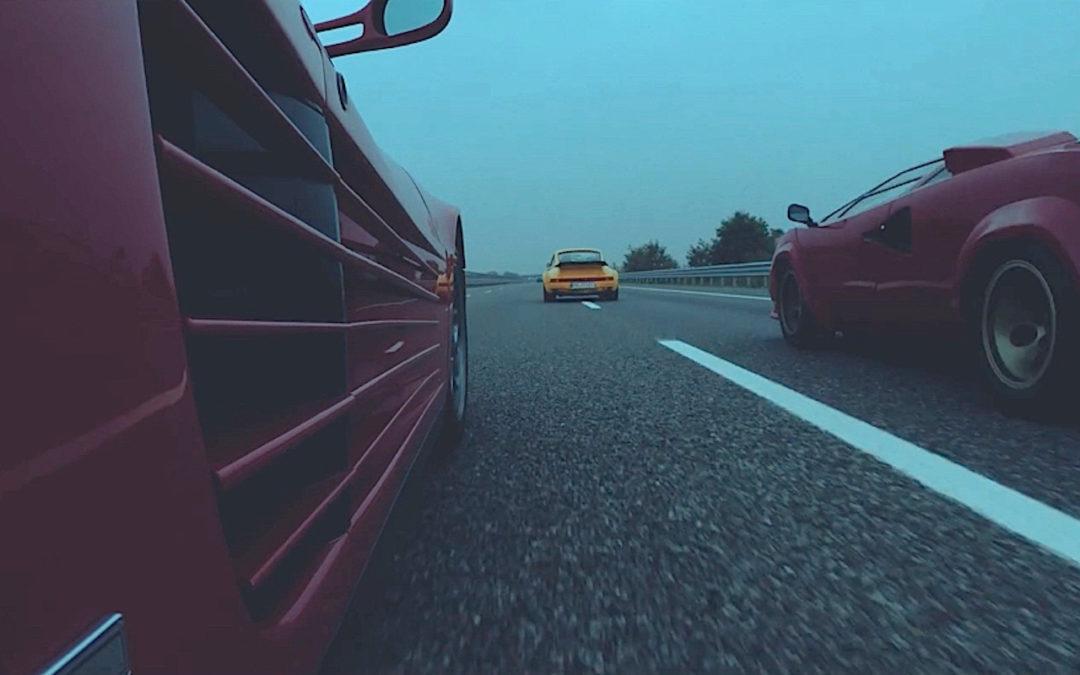 """""""Wolf of the Autostrada"""" : La Bataille des légendes !"""