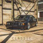 BMW 525i E34 – Tout simplement !