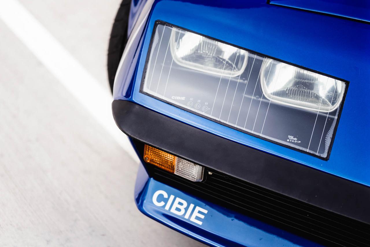 Alpine A310 V6... Origine préparée ! 38