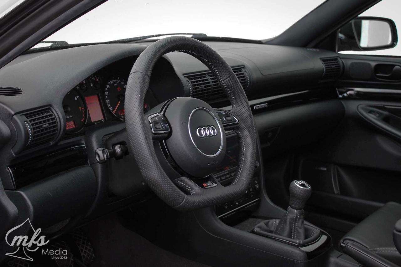 Bagged Audi RS4... Une familiale ça a du bon aussi ! 21