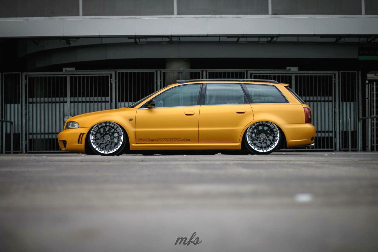 Bagged Audi RS4... Une familiale ça a du bon aussi ! 17