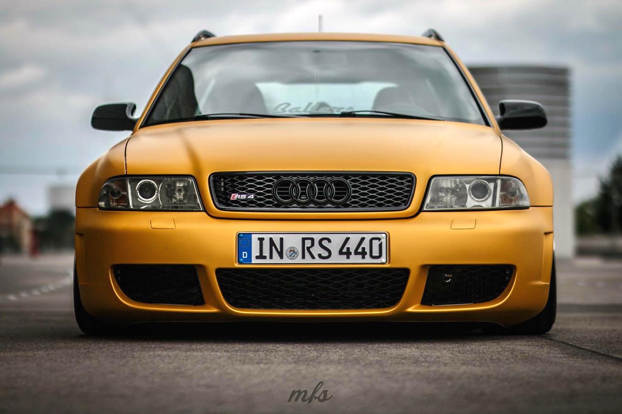 Bagged Audi RS4... Une familiale ça a du bon aussi ! 24