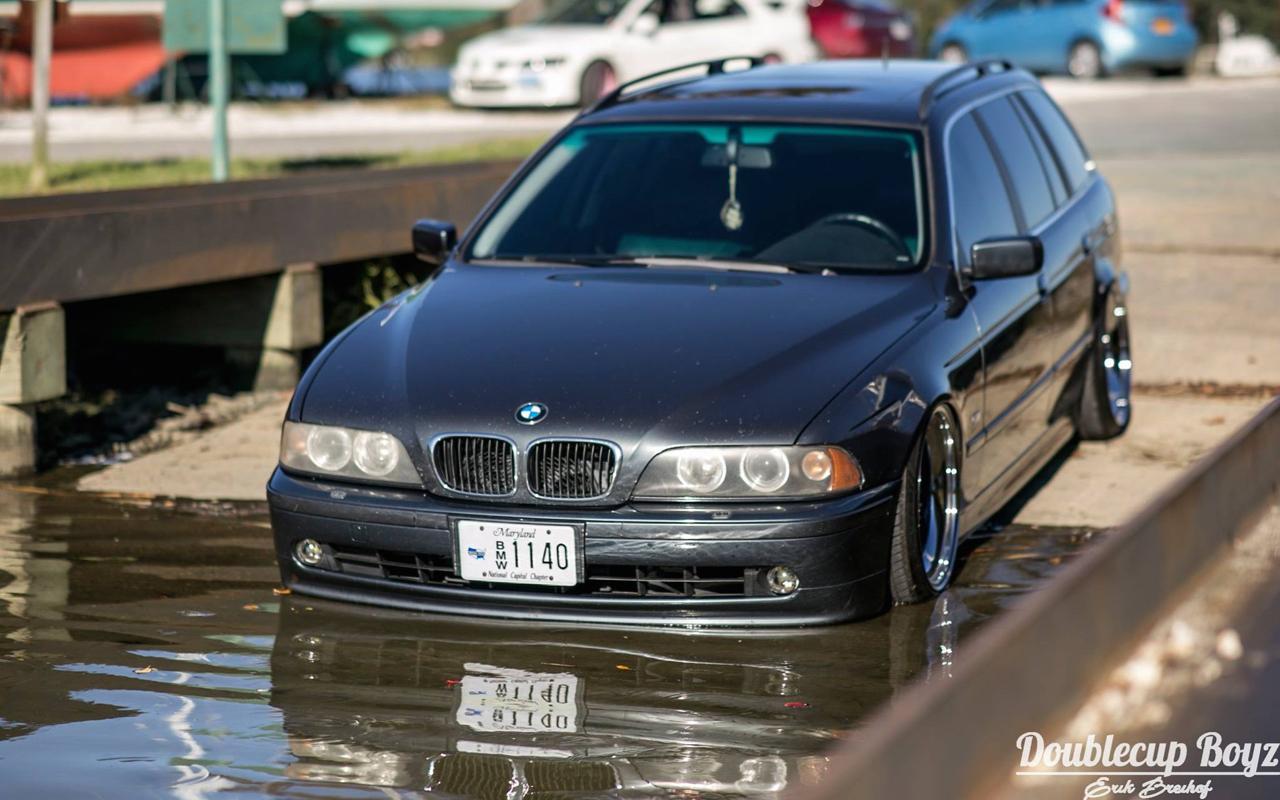 Slammed BMW E39 Touring... Pas si ringarde que ça ! 43
