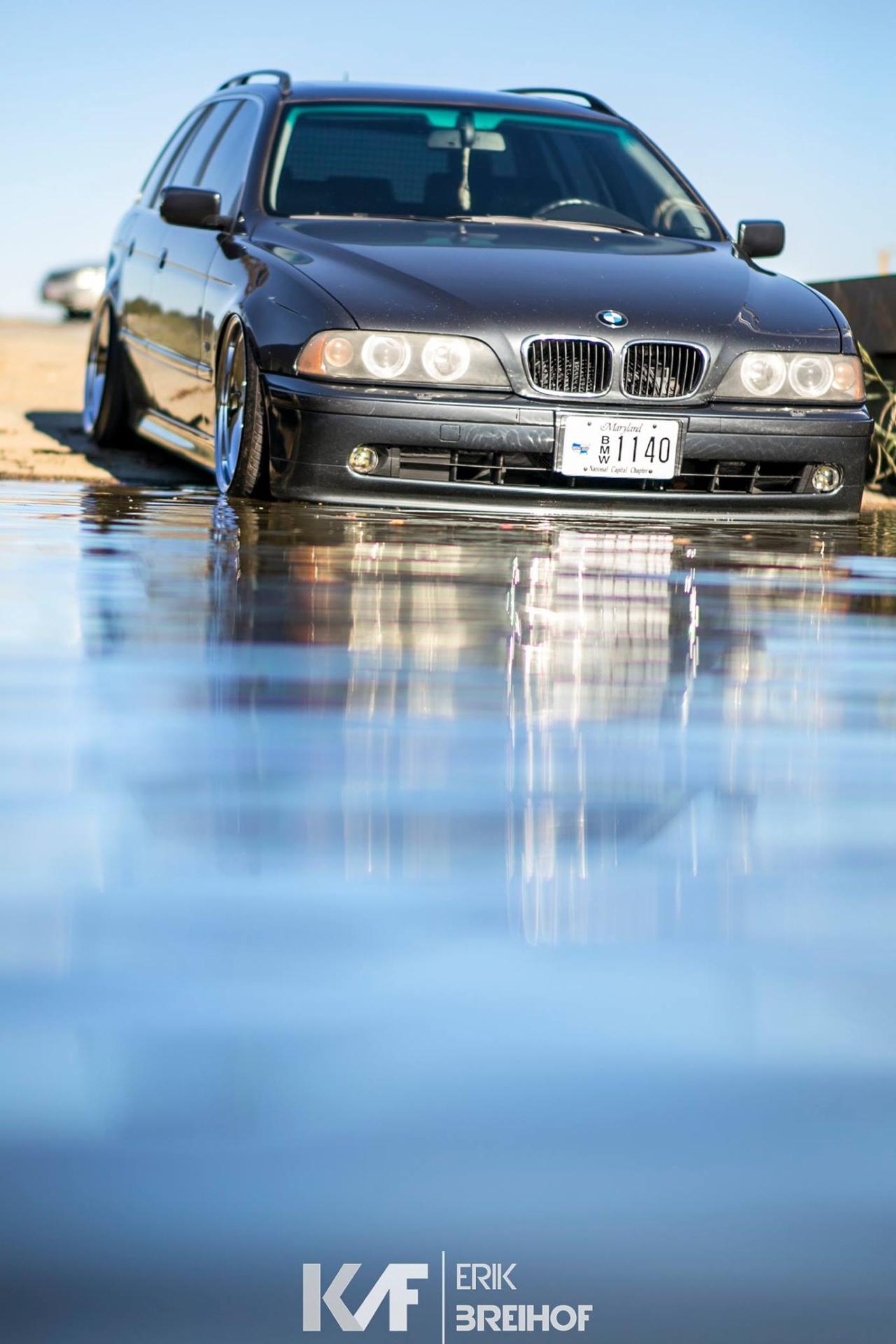 Slammed BMW E39 Touring... Pas si ringarde que ça ! 44