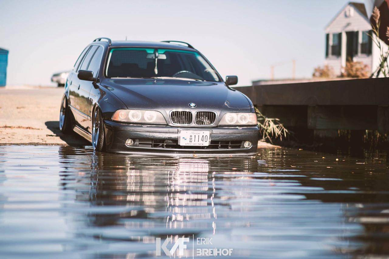 Slammed BMW E39 Touring... Pas si ringarde que ça ! 41
