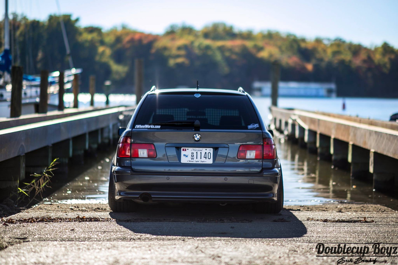 Slammed BMW E39 Touring... Pas si ringarde que ça ! 36
