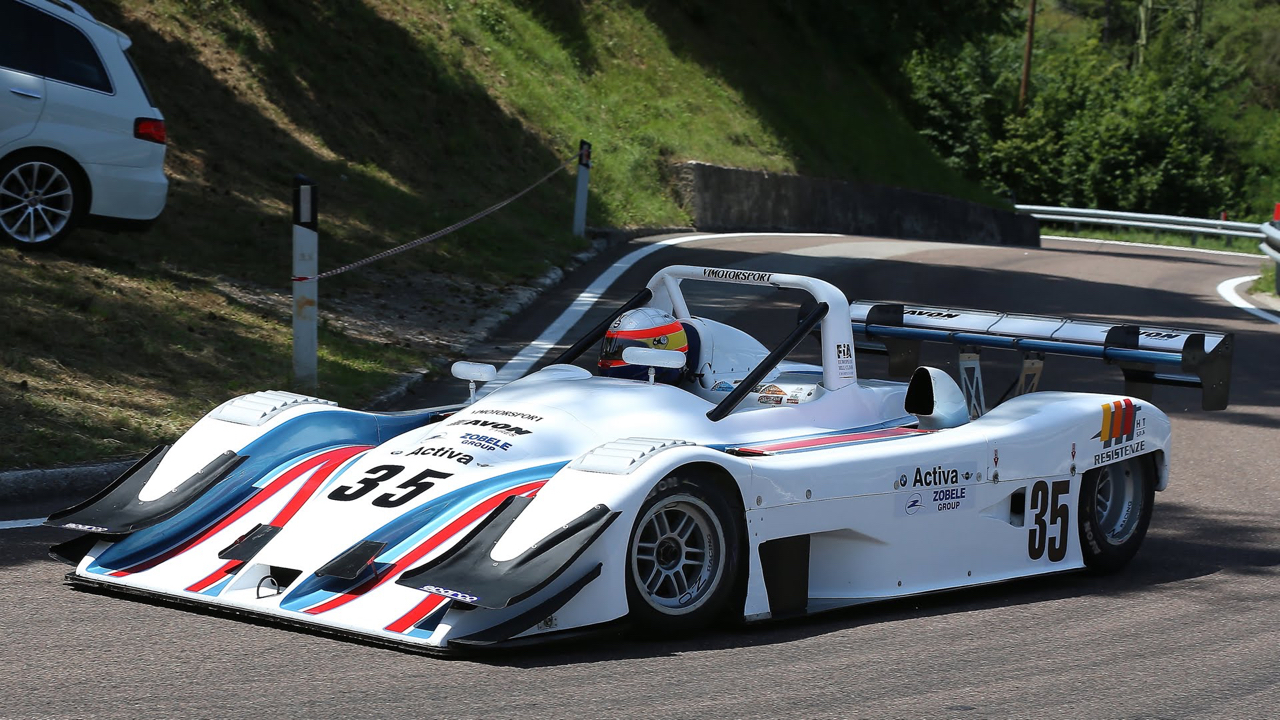 Hillclimb Monster & Engine sound : M30, le 6 en ligne signé BMW ! 12