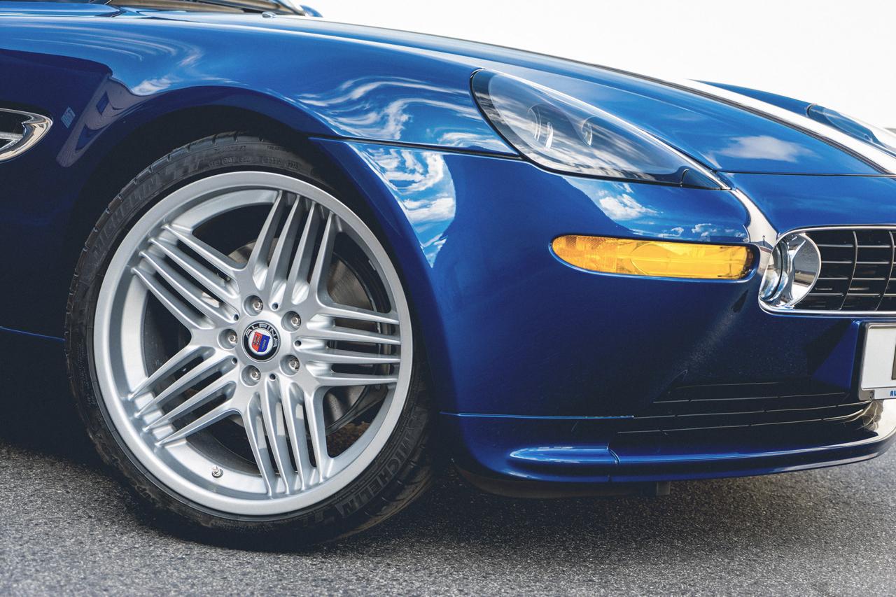 BMW Z8 - Quand le passé dicte le futur ! 58