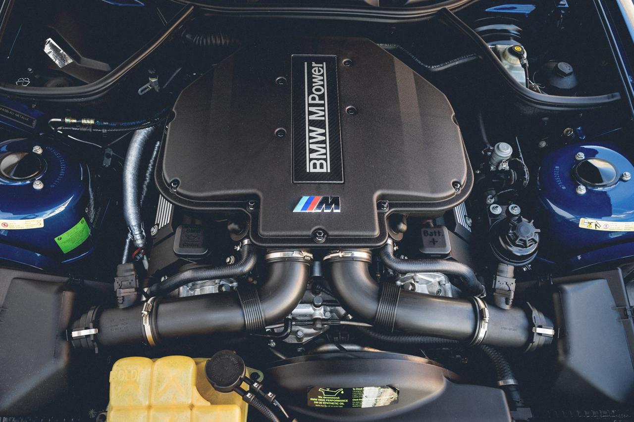 BMW Z8 - Quand le passé dicte le futur ! 42