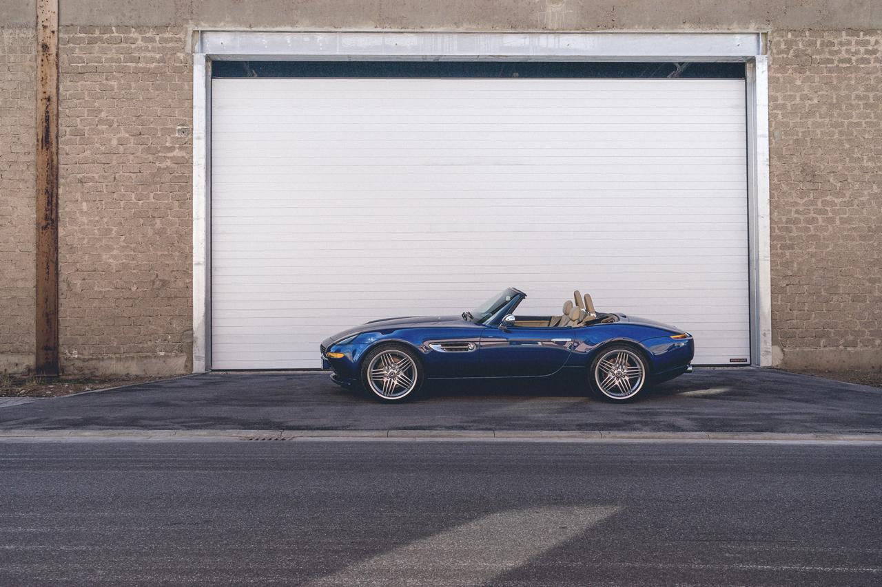 BMW Z8 - Quand le passé dicte le futur ! 49