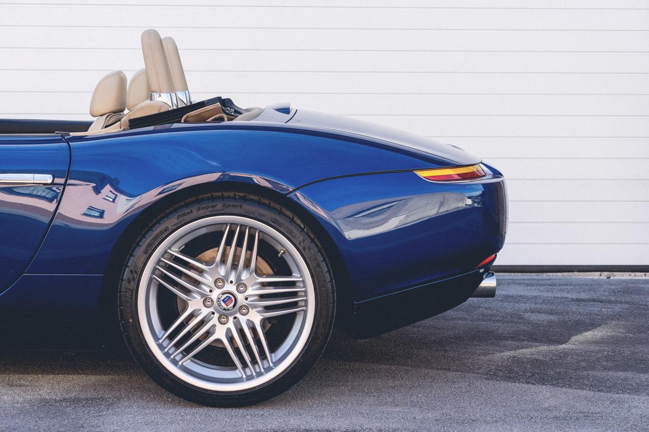 BMW Z8 - Quand le passé dicte le futur ! 48