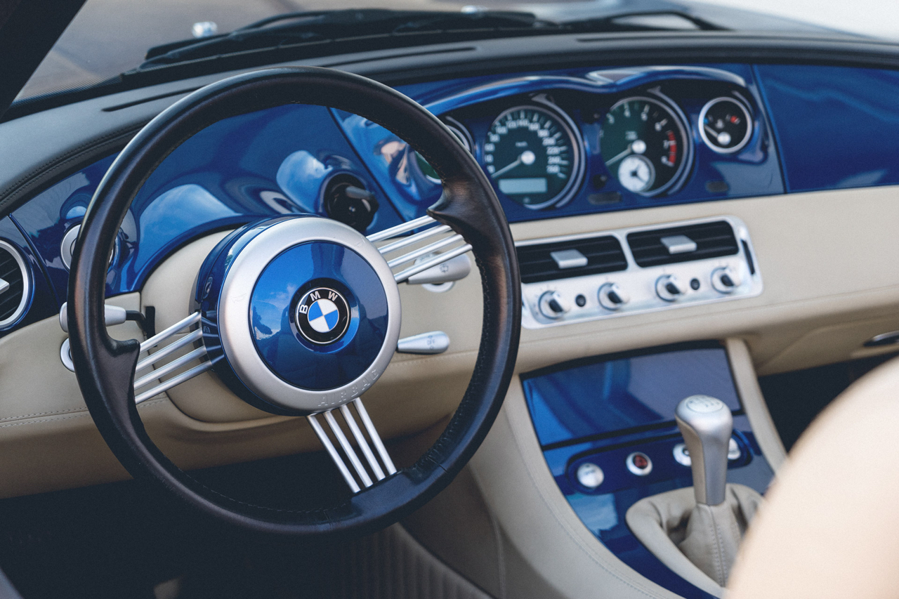 BMW Z8 - Quand le passé dicte le futur ! 52