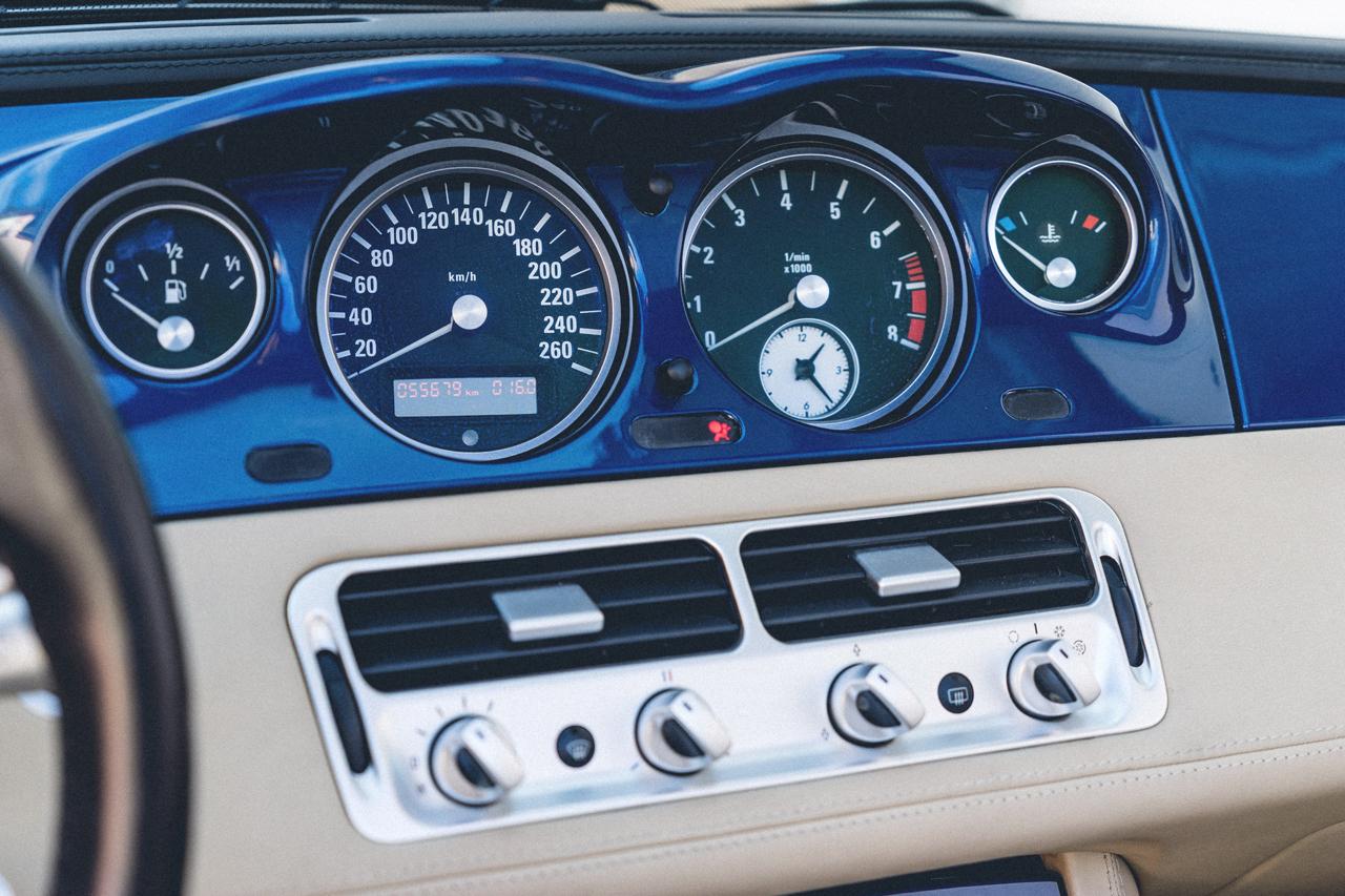 BMW Z8 - Quand le passé dicte le futur ! 54
