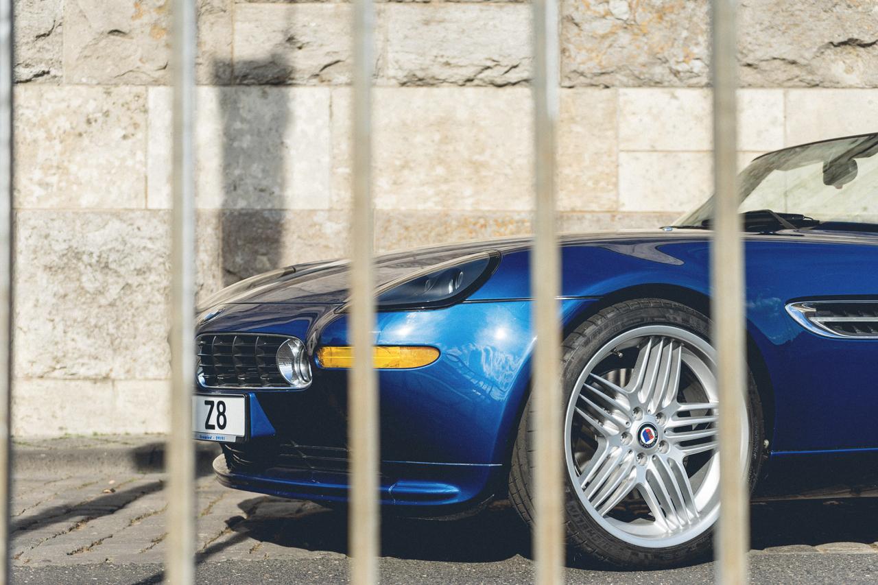 BMW Z8 - Quand le passé dicte le futur ! 39