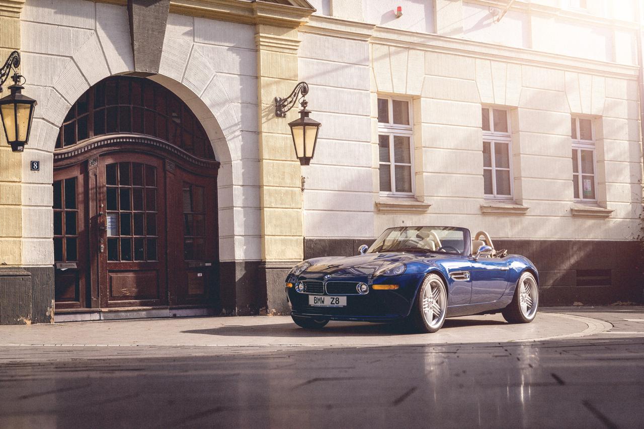 BMW Z8 - Quand le passé dicte le futur ! 38
