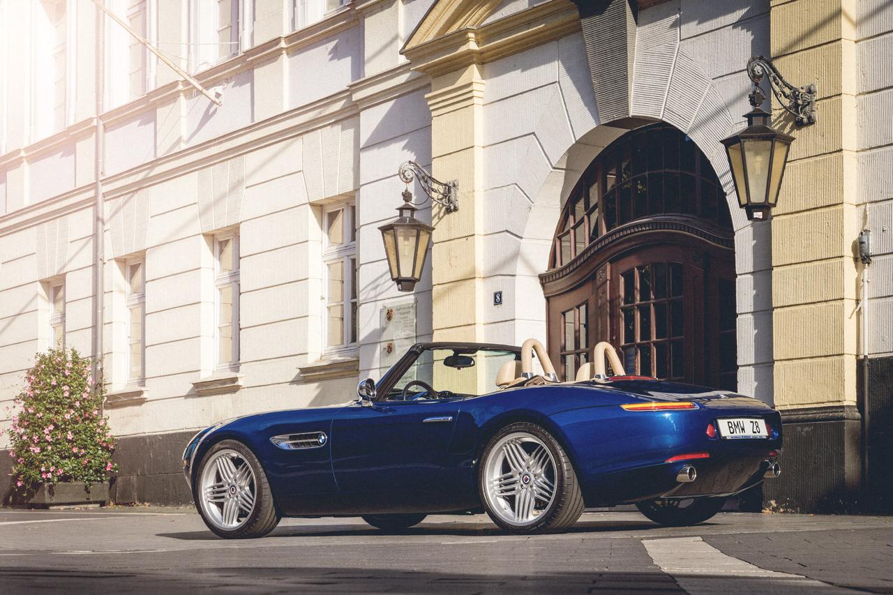 BMW Z8 - Quand le passé dicte le futur ! 43