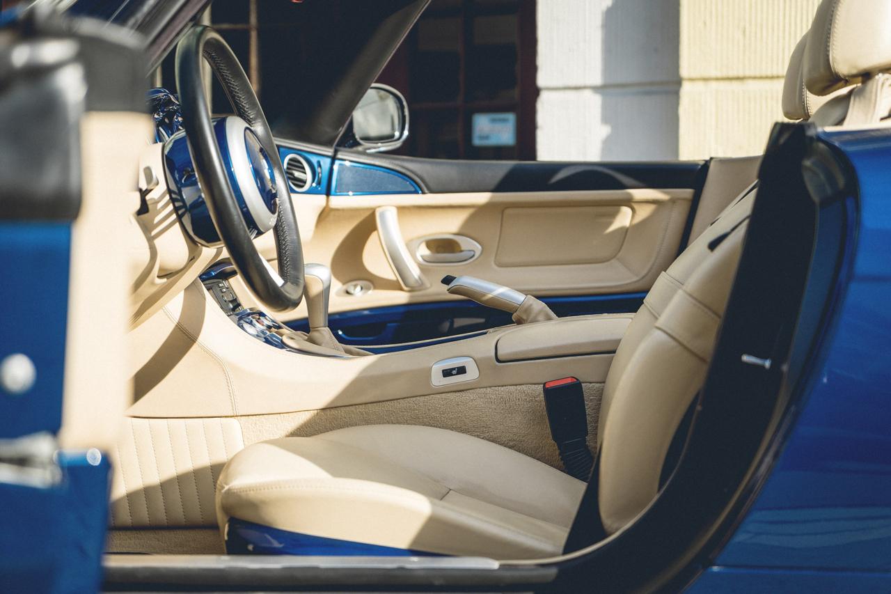 BMW Z8 - Quand le passé dicte le futur ! 37