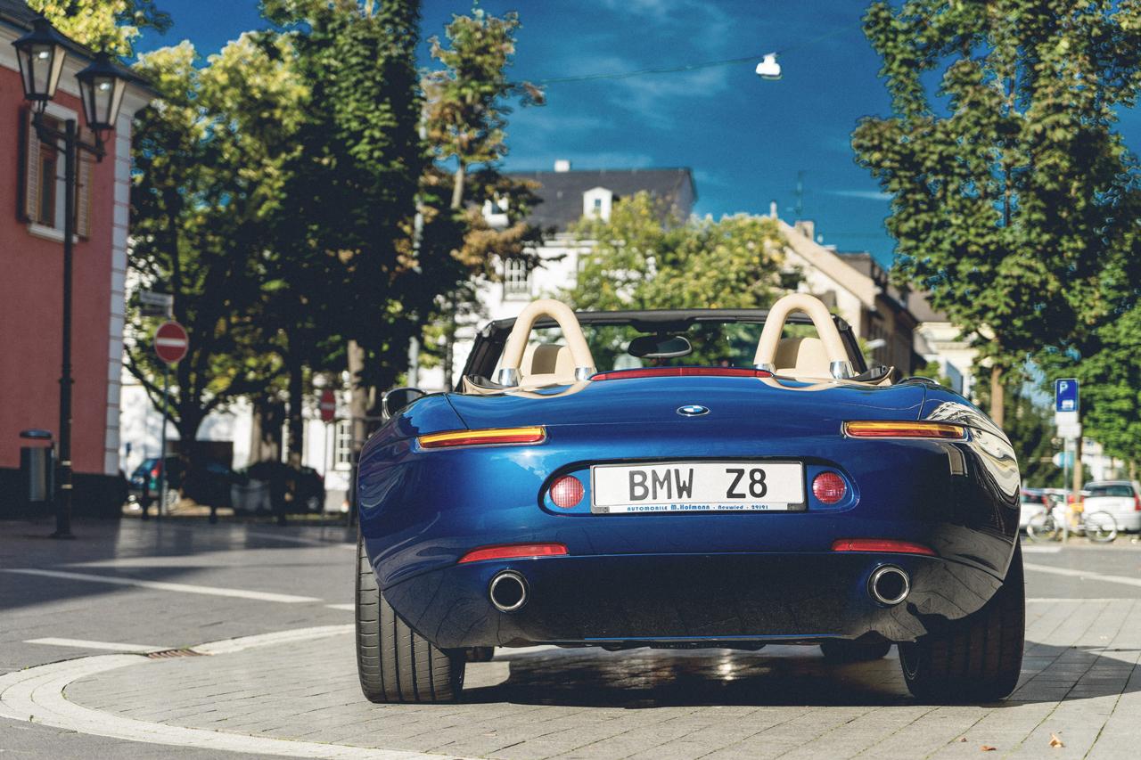 BMW Z8 - Quand le passé dicte le futur ! 41