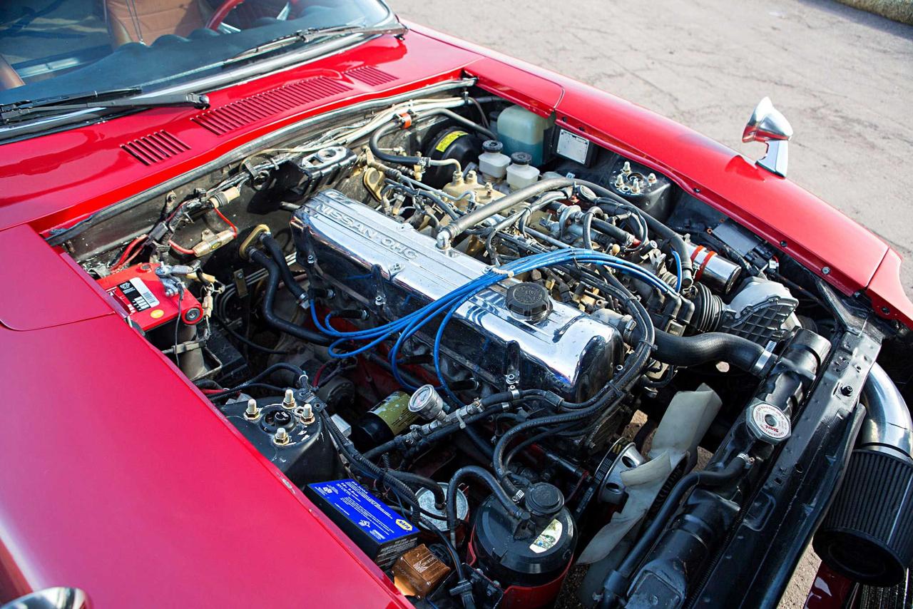 '77 Datsun 280Z - Street red Devil ! 6