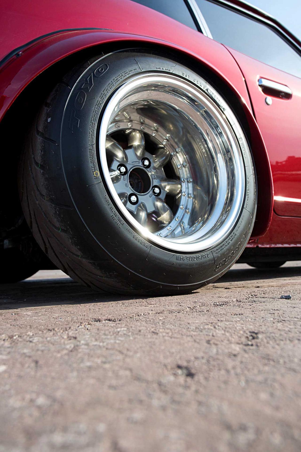 '77 Datsun 280Z - Street red Devil ! 7