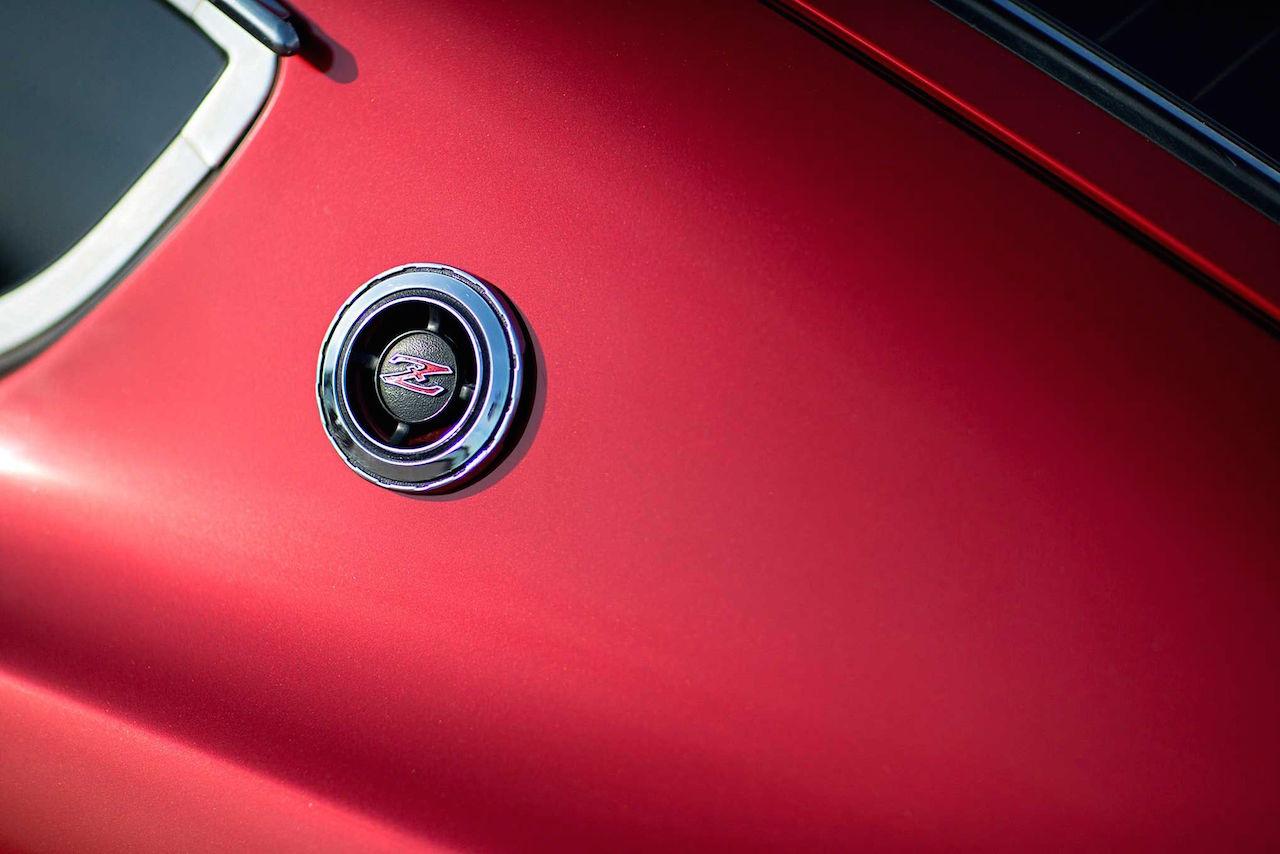 '77 Datsun 280Z - Street red Devil ! 3