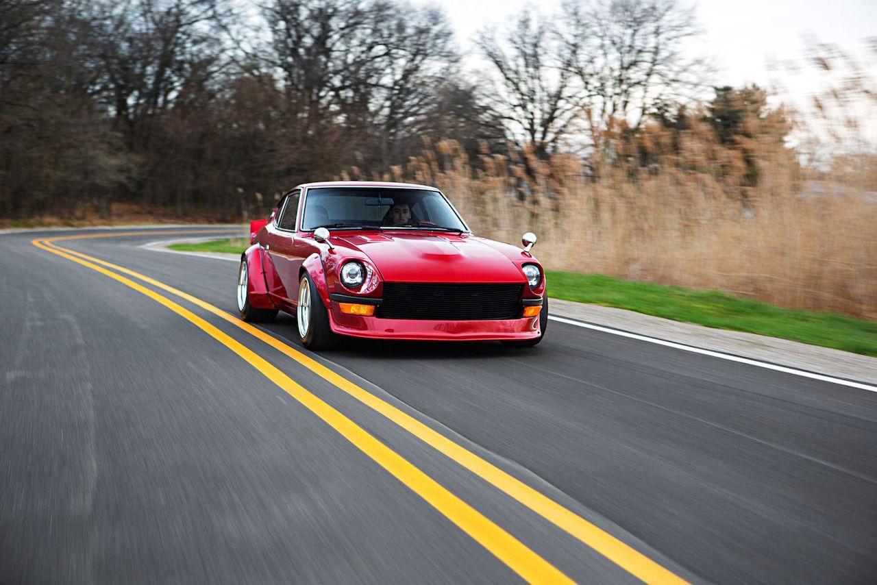 '77 Datsun 280Z - Street red Devil ! 14