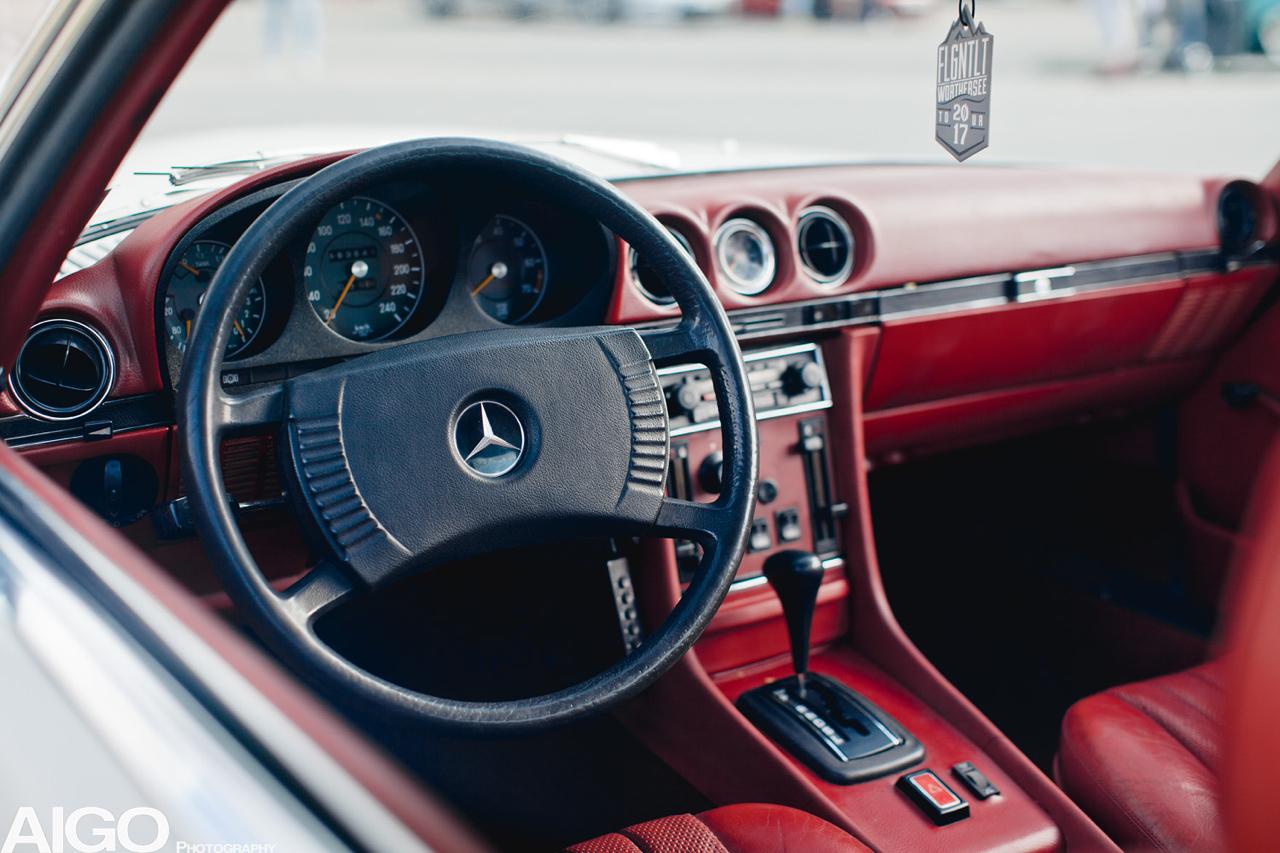 Mercedes 350 SLC - Puriste Killer ! 30