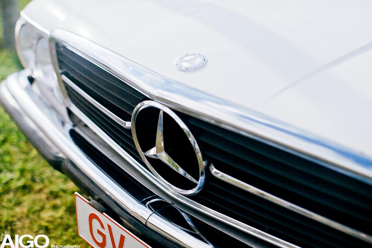 Mercedes 350 SLC - Puriste Killer ! 27