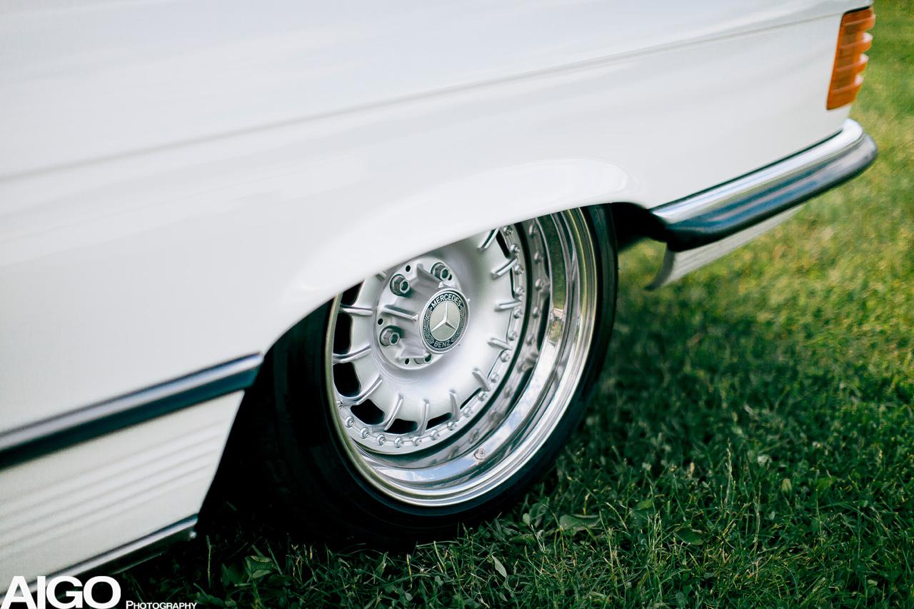 Mercedes 350 SLC - Puriste Killer ! 31