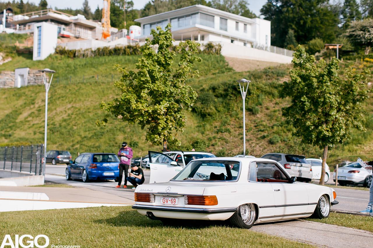 Mercedes 350 SLC - Puriste Killer ! 32