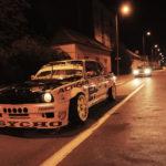 Night Drift Illegal Style - Csaba Vigh et sa E30 lâchés dans les rues ! 4