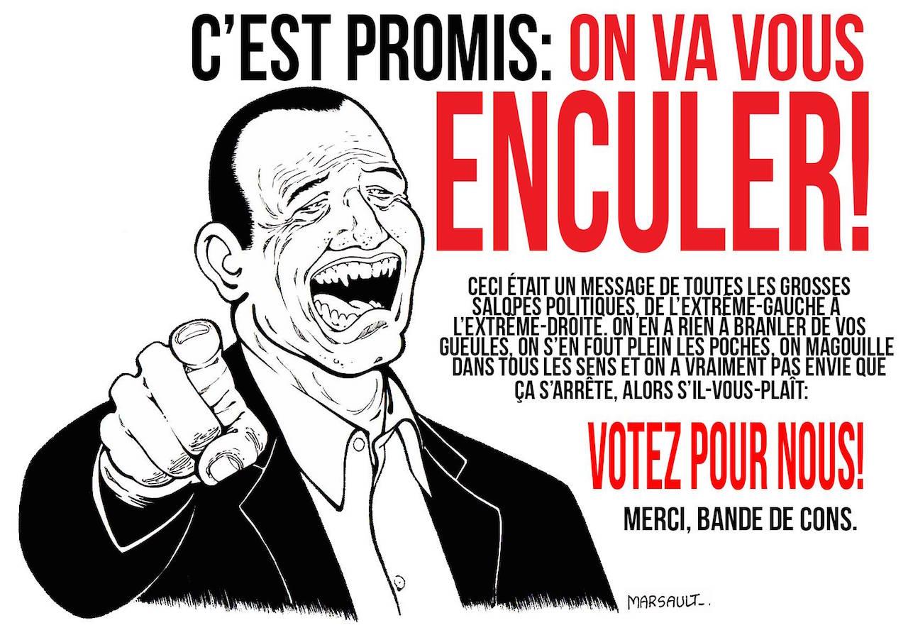 France : Vous aimez les bagnoles ? Préférez un bon toucher rectal ! 23
