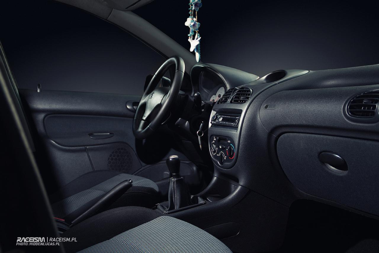 Peugeot 206 SW... Slammed en tôles ! 14