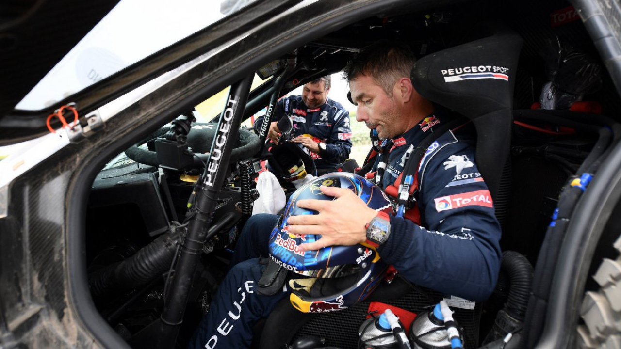 Hillclimb Monster : Peugeot 306 Maxi & Sebastien Loeb ! 13