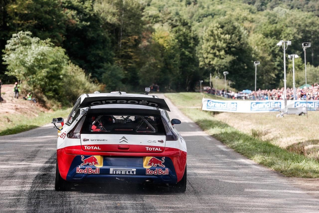 Hillclimb Monster : Peugeot 306 Maxi & Sebastien Loeb ! 15