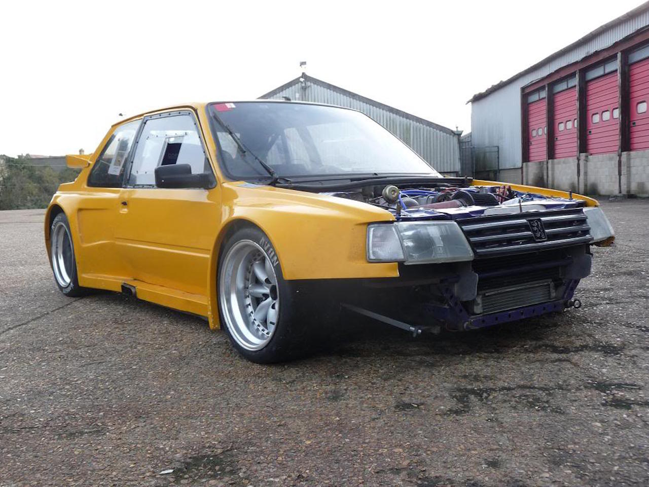309 Cosworth... Lionne cannibale ! 17